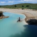 Il Bagno nel fiume Albegna